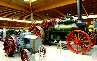 Sommeröffnungszeit im Landwirtschaftsmuseum