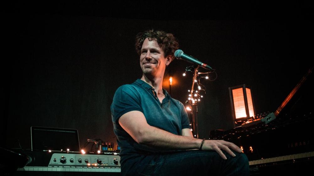Martin Herzberg in der Liederhalle