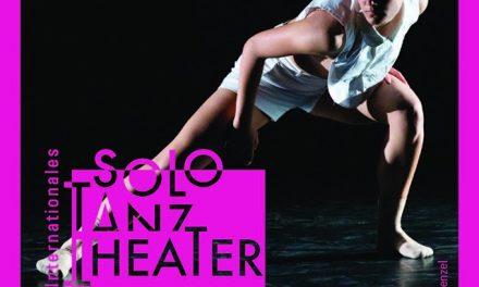 Internationales Solo-Tanz-Theater Festival Stuttgart