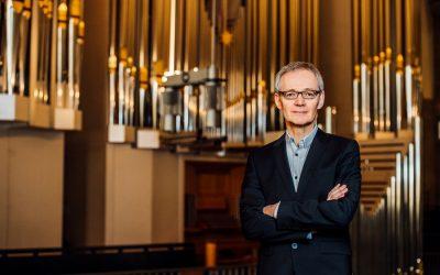Orgelkonzert mit Kay Johannsen in der Stiftskirche