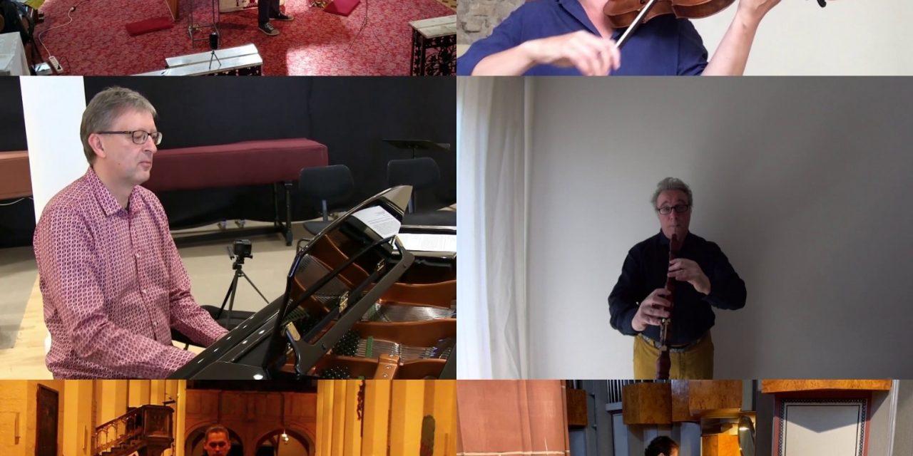 Musikalische Grüße der Gaechinger Cantorey