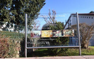Theodor-Heuss-Haus bietet Freien Eintritt und Heuss Digital