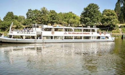 Fahrten mit dem Neckar Käpt`n