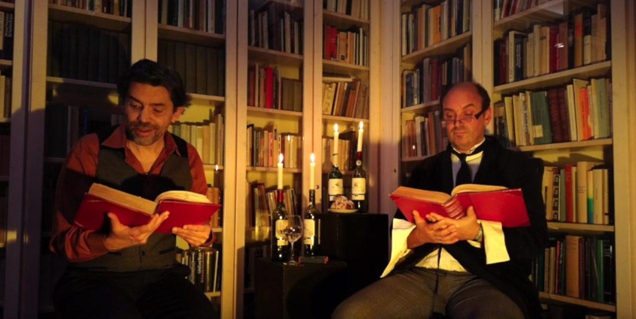 Online-Lesung von Charles Dickens' Weihnachtsgeschichte